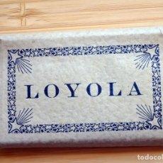 Postales: LIBRILLO ACORDEÓN DE POSTALES DEL SANTUARIO DE LOYOLA. Lote 154515606