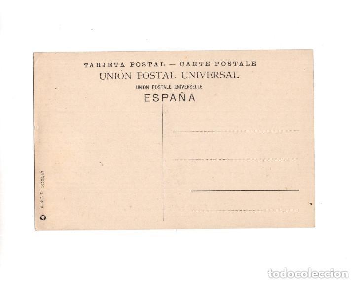 Postales: FUENTERRABÍA.- CARRO CON BUEYES. - Foto 2 - 154691854