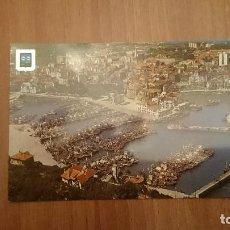 Postales: POSTAL BERMEO VIZCAYA VISTA PARCIAL AEREA SIN CIRCULAR. Lote 155113974