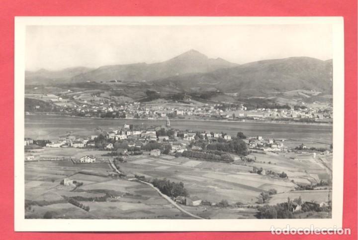 FUENTERRABIA 1- VISTA GENERAL FOTO GALARZA , SIN CIRCULAR, VER FOTOS (Postales - España - País Vasco Moderna (desde 1940))