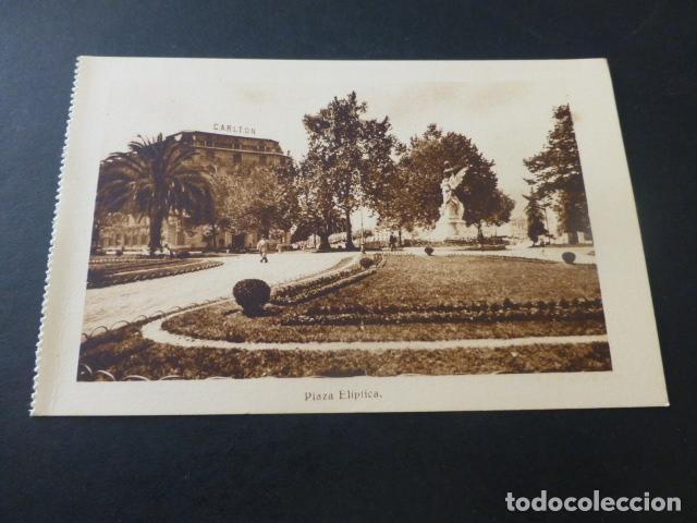 BILBAO PLAZA ELIPTICA (Postales - España - Pais Vasco Antigua (hasta 1939))