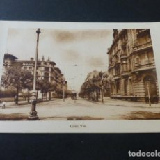 Postales: BILBAO GRAN VIA. Lote 155498126
