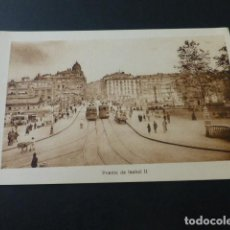 Postales: BILBAO PUENTE DE ISABEL II. Lote 155498878