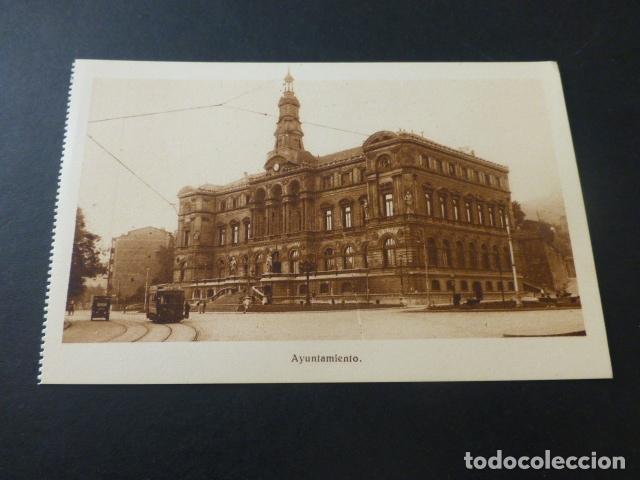 BILBAO AYUNTAMIENTO (Postales - España - Pais Vasco Antigua (hasta 1939))