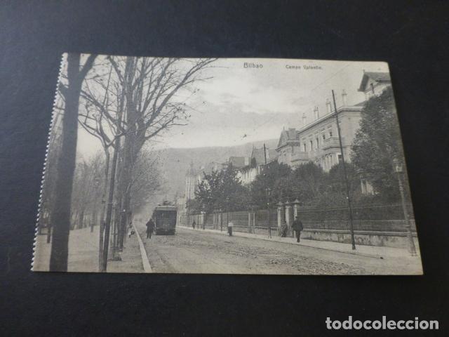 BILBAO CAMPO VOLANTIN (Postales - España - Pais Vasco Antigua (hasta 1939))