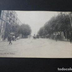 Postales: BILBAO GRAN VIA. Lote 155500858