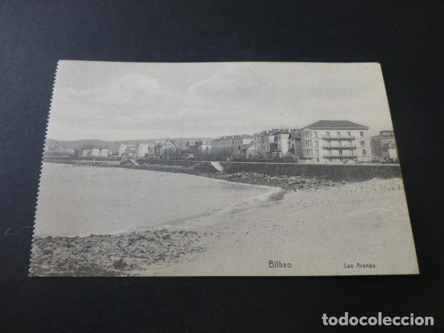BILBAO LAS ARENAS (Postales - España - Pais Vasco Antigua (hasta 1939))