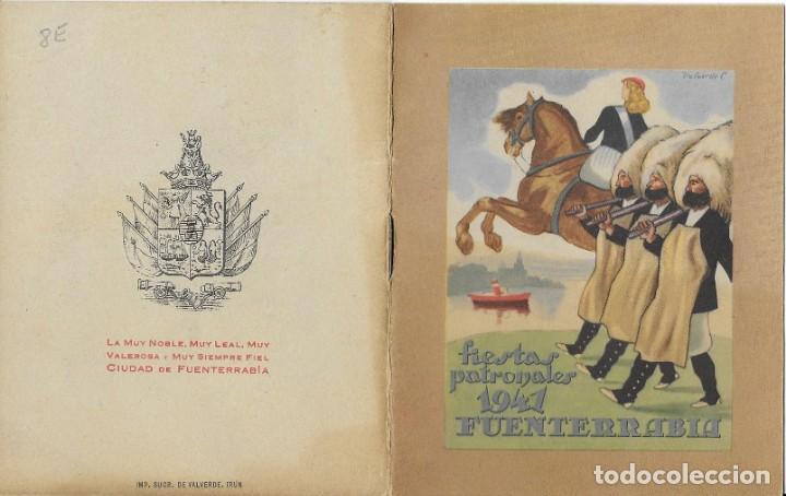 FUENTERRABIA.1941 (Postcards - Spain - Old Basque Country (until 1939))