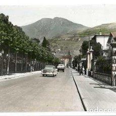 Postales: GUIPUZCOA TOLOSA PASEO DE SAN FRANCISCO. ED. DARVI Nº 7. CIRCULADA. Lote 156700969