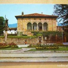 Postales: ELORRIO (VIZCAYA) - JARDINES DE SANTA ANA. Lote 156608922