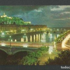 Postales: POSTAL SIN CIRCULAR - SAN SEBASTIAN - RIO URUMEA - EDITA MANIPEL. Lote 156611658