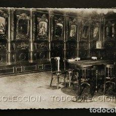 Postales: POSTAL DEVA GUIPUZCOA INTERIOR SACRISTIA DE LA PARROQUIA . HELIOTIPIA ARTISTICA ESPAÑOLA CA AÑO 1950. Lote 156622066