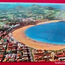 Postales: POSTAL DE SAN SEBASTIÁN. NÚMERO 359. VISTA AÉREA. ED. ALARDE. . Lote 156677758