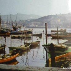 Postales: POSTAL PUERTO PASAJES - IBERIA --CIRCULADA. Lote 156733326
