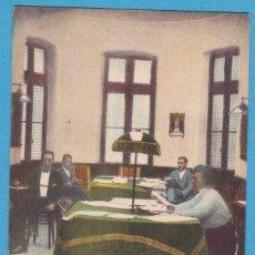 Postales: BALNEARIO DE CESTONA - SALA DE LECTURA. UNIÓN POSTAL UNIVERSAL. Lote 156964430