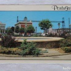 Postales: PORTUGALETE Nº 290 PASEO DE LA CANILLA SIN CIRCULAR EXCLUSIVAS CAYETANO D. LEGAL 1988 CIRCULADA 1991. Lote 157877402