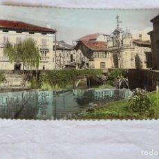 Postales: DURANGO. 184 ARCO SANTA ANA. ED. MAITE.COLOREADA. Lote 157975662