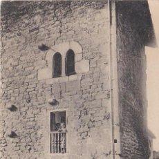 Postales: ONDARROA, CASA NATIVA DE LA MADRE DE SAN IGNACIO, VIZCAYA. Lote 159102958