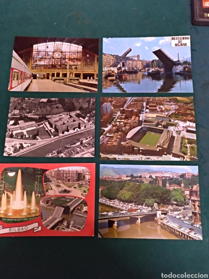 Postales: Bilbao, 10 postales. - Foto 2 - 159808661