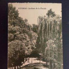 Postais: VITORIA JARDINES DE LA FLORIDA.. Lote 160777294
