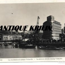 Postcards - BILBAO Nº 90 LA RIA DESDE EL CAMPO VOLANTIN .- MADYMA - 161251890