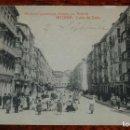 Postales: POSTAL DE VITORIA, CALLE DE DATO, ED. PIO LUIS LARRAÑAGA, CIRCULADA.. Lote 161252218