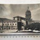 Postales: POSTAL. BILBAO. BASÍLICA NTRA. SRA. DE BEGOÑA. FOTOS CAMPAÑA Y PUIG FERRAN. H. 1959... Lote 161343396