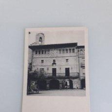 Postales: TARJETA POSTAL - ORDUÑA - VIZCAYA - HUECOGRABADO FOURNIER - VITORIA - VI-931 - 1958 - SIN CIRCULAR. Lote 161874702