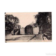 Postales: SAINT JEAN DE LUZ.(PAIS VASCO FRANCÉS) - PARTIDA PELOTA VASCA.. Lote 161893510
