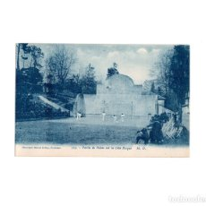 Postales: PARTIDO PELOTA VASCA.- PARTIE DE PELOTE PAYS BASQUE TRINQUET FRONTON M.D. PAIS VASCO. Lote 161894646