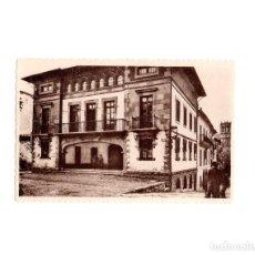 Postales: GUETARIA.(GUIPÚZCOA).- CASA CONSISTORIAL - HAUSER Y MENET. Lote 162702854