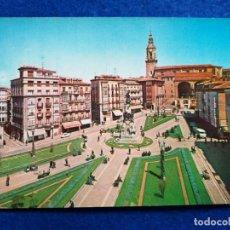 Postales: POSTAL DE VITORIA - GASTEIZ. PLAZA VIRGEN BLANCA. ED. PAYER. Nº 116. . Lote 163092762