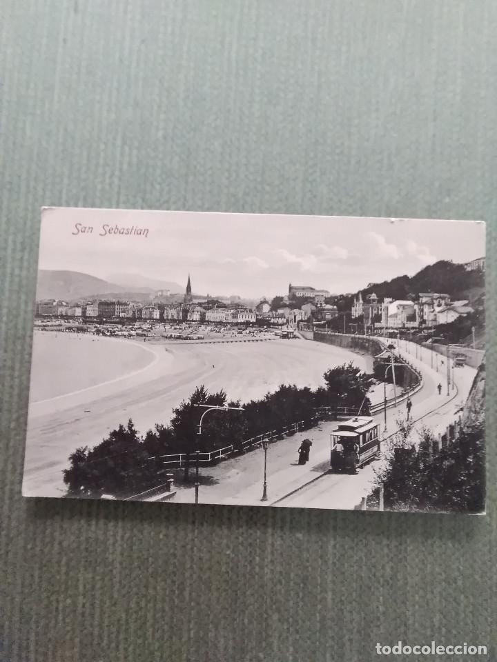 POSTAL SAN SEBASTIAN (Postales - España - País Vasco Moderna (desde 1940))
