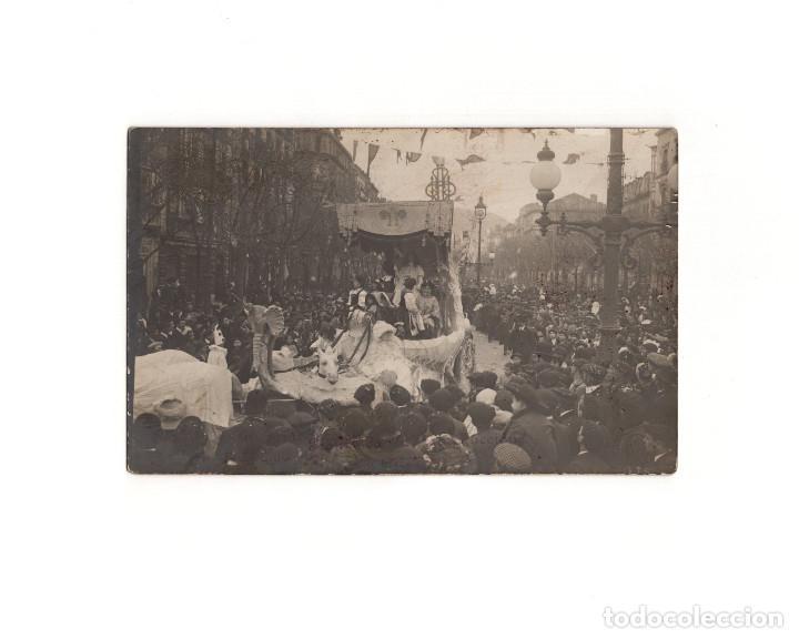 SAN SEBASTIÁN.(GUIPÚZCOA).- CARNAVAL DE 1909. FOTO FRÈDERIC. POSTAL FOTOGRÁFICA. (Postales - España - Pais Vasco Antigua (hasta 1939))
