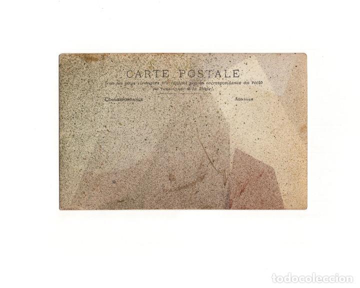Postales: SAN SEBASTIÁN.(GUIPÚZCOA).- CARNAVAL DE 1909. FOTO FRÈDERIC. POSTAL FOTOGRÁFICA. - Foto 2 - 163791302