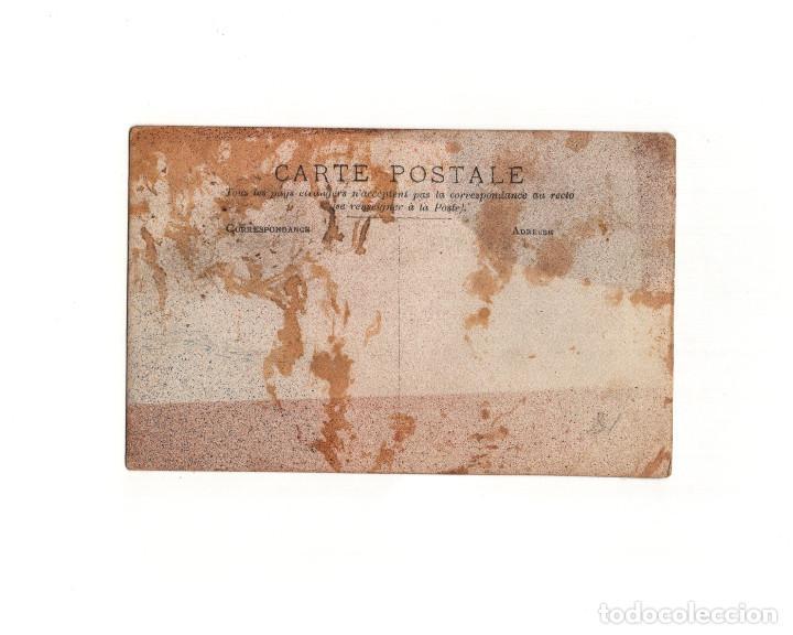 Postales: SAN SEBASTIÁN.(GUIPÚZCOA).- CARNAVAL DE 1909. FOTO FRÈDERIC. POSTAL FOTOGRÁFICA. - Foto 2 - 163791626