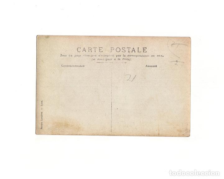 Postales: SAN SEBASTIÁN.(GUIPÚZCOA).- CARNAVAL DE 1909. FOTO FRÈDERIC. POSTAL FOTOGRÁFICA. - Foto 2 - 163791906