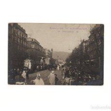 Postkarten - SAN SEBASTIÁN.(GUIPÚZCOA).- CARNAVAL DE 1909. FOTO FRÈDERIC. POSTAL FOTOGRÁFICA. - 163792170