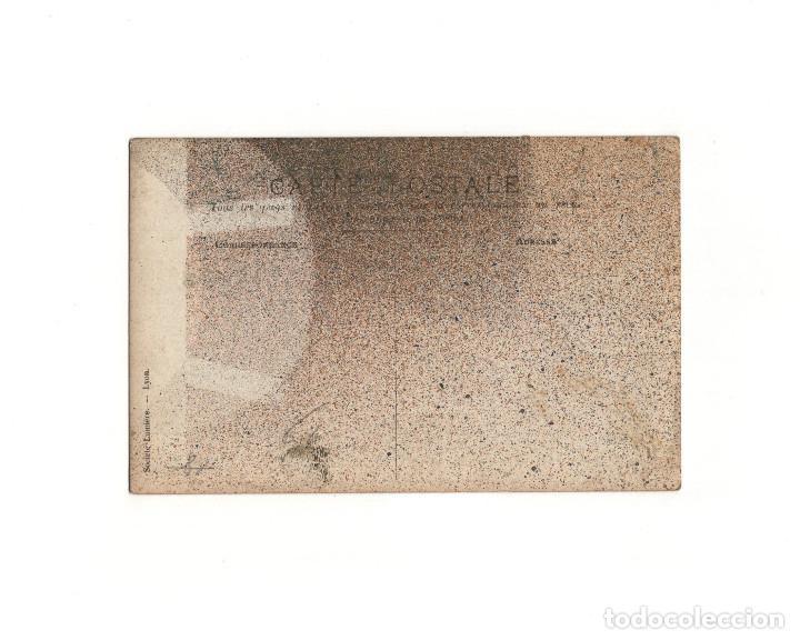 Postales: SAN SEBASTIÁN.(GUIPÚZCOA).- CARNAVAL DE 1909. FOTO FRÈDERIC. POSTAL FOTOGRÁFICA. - Foto 2 - 163792170