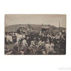 Postales: SAN SEBASTIÁN.(GUIPÚZCOA).- CARNAVAL DE 1909. FOTO FRÈDERIC. POSTAL FOTOGRÁFICA.. Lote 163792550
