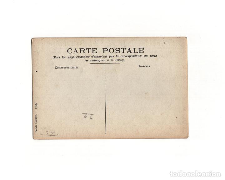 Postales: SAN SEBASTIÁN.(GUIPÚZCOA).- CARNAVAL DE 1909. FOTO FRÈDERIC. POSTAL FOTOGRÁFICA. - Foto 2 - 163792858