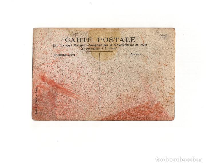 Postales: SAN SEBASTIÁN.(GUIPÚZCOA).- CARNAVAL DE 1909. FOTO FRÈDERIC. POSTAL FOTOGRÁFICA. - Foto 2 - 163792994