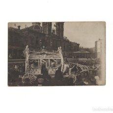 Postales: SAN SEBASTIÁN.(GUIPÚZCOA).- CARNAVAL DE 1909. FOTO FRÈDERIC. POSTAL FOTOGRÁFICA.. Lote 163793126