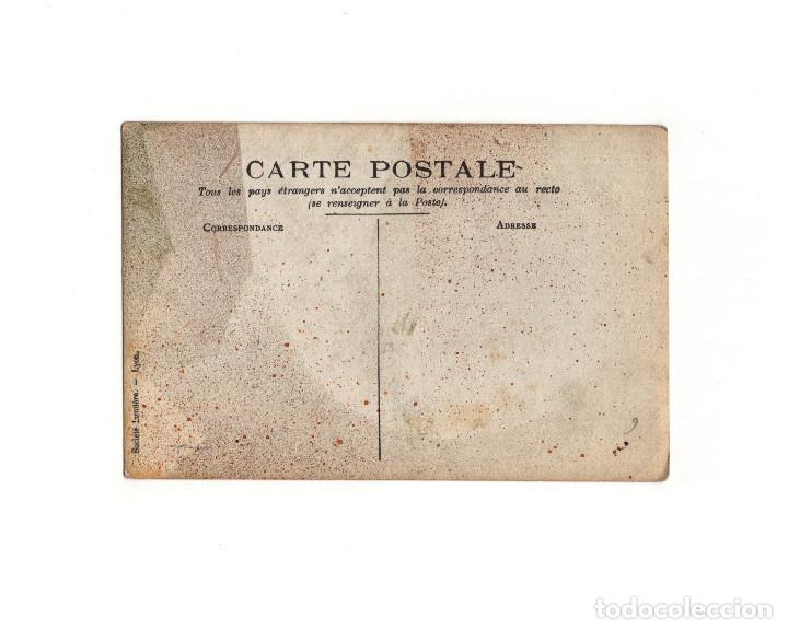 Postales: SAN SEBASTIÁN.(GUIPÚZCOA).- CARNAVAL DE 1909. FOTO FRÈDERIC. POSTAL FOTOGRÁFICA. - Foto 2 - 163793126