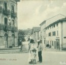 Postales: GUIPÚZCOA BEHOBIA LA PLAZA CARABINERO 1920.. Lote 164280170