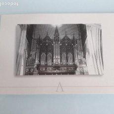Postales: TARJETA POSTAL - VITORIA - Nº 10 - ARCHIVO PROVINCIAL - SCHOMMER KOCH 29055 - AÑO 1963 - CAJA VITAL. Lote 164985042