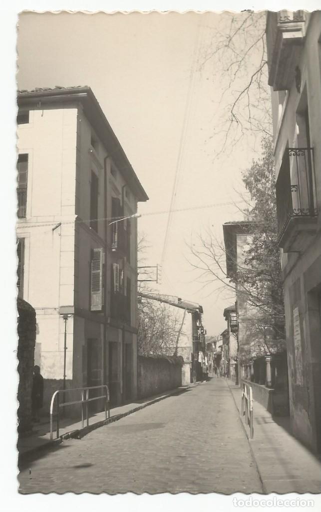 VALMASEDA - CALLE DE PÍO BERMEJILLO - Nº 6 EXCLUSIVA ANTUÑANO FOTO RUEDA (Postales - España - País Vasco Moderna (desde 1940))