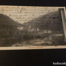 Postales: ALZOLA GUIPUZCOA PARROQUIA. Lote 165394542