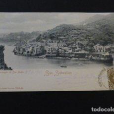 Postales: PASAJES DE SAN JUAN GUIPUZCOA VISTA. Lote 165446906