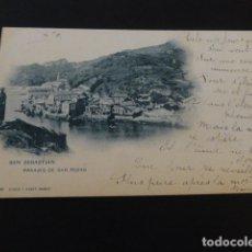 Postales: PASAJES DE SAN PEDRO GUIPUZCOA VISTA. Lote 165448178